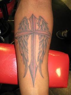 Cross Tattoos For Men On Arm-8