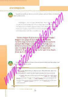 6.Sinif  Turkce Doku Yayinlari Ogrenci Calisma Kitabi Sayfa 58