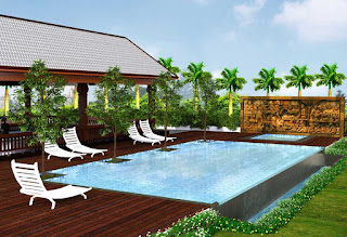 KUL Ecoloch-I (Bliss) Swimming Pool