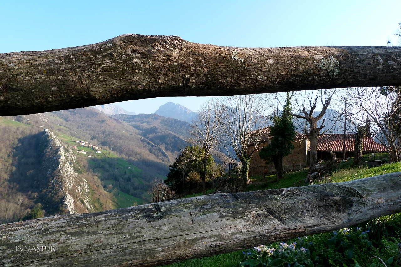 Ermita de Sta. María de Las Nieves S. XVIII - Cazo - Asturias