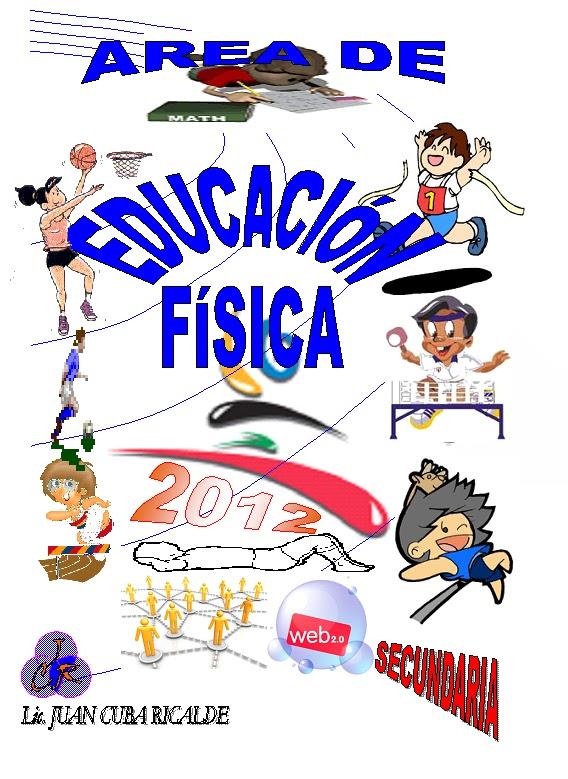Educacion Fisica Secundaria Caratulas de Educacion Fisica