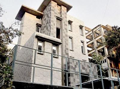 World First Sachin Tendulkar New House