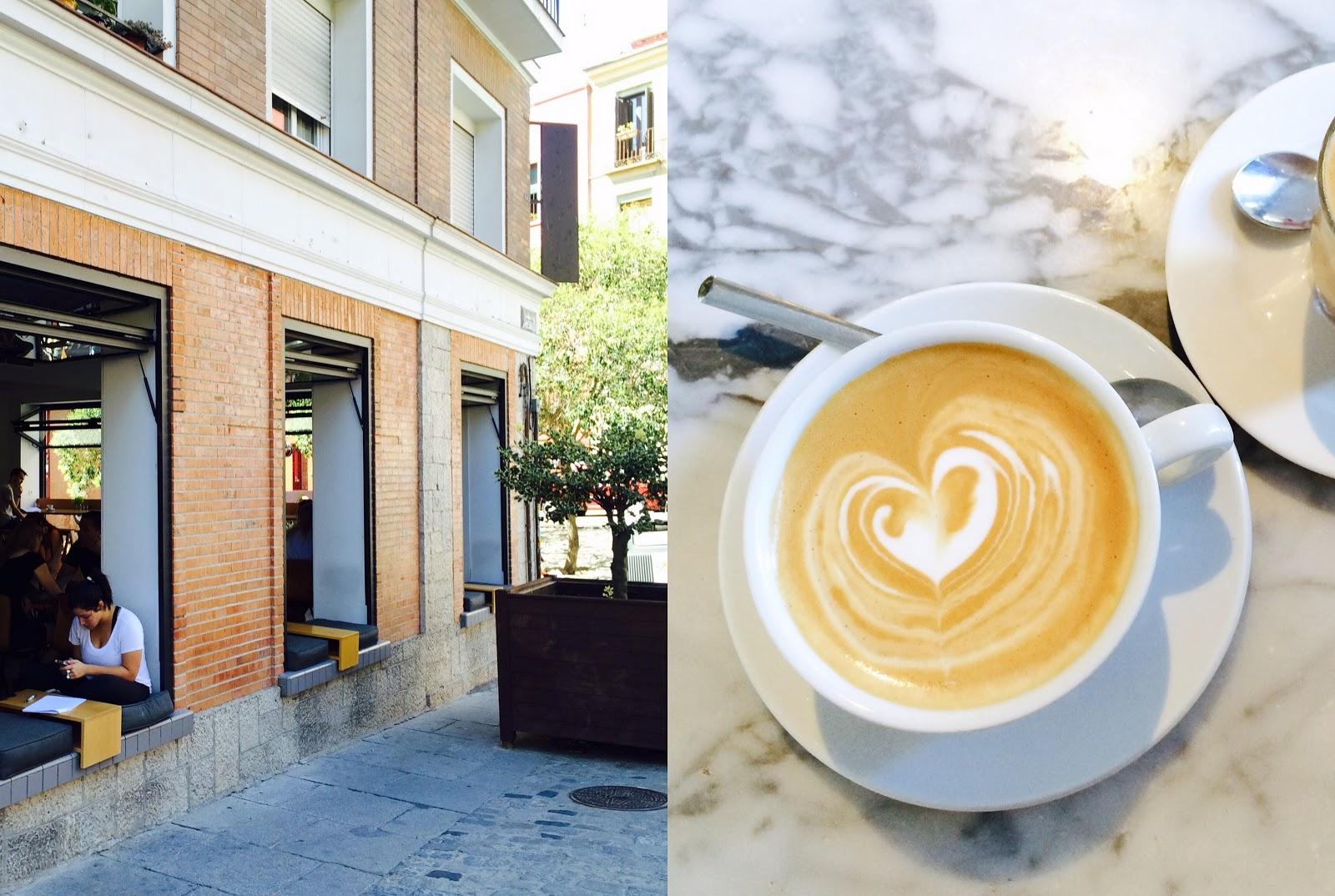 Cafe Federal Madrid - Brunch Hotspot