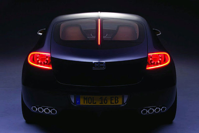 ... Bugatti 16 C Galibier. Concept Drawings: