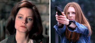 Jordie Foster y Julianne Moore fueron Clarice Starling, cambios de actores