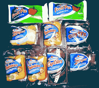 Obama Zombie Apocalypse Twinkies Stash