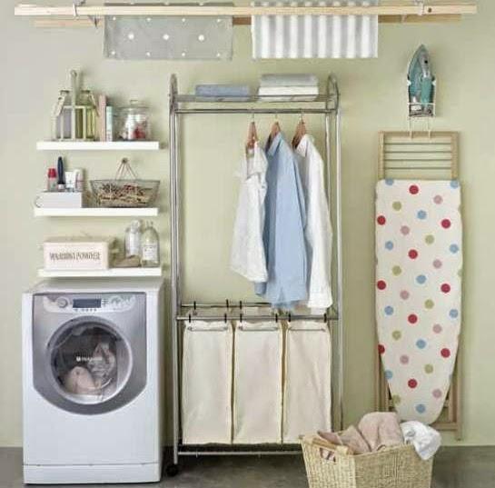 Design Rumah Idaman: Design Ruang Laundry Di Dalam Rumah