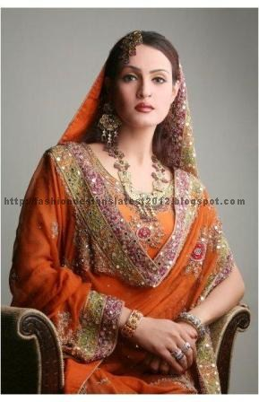 Bridal-dresses-for-indian-bridals