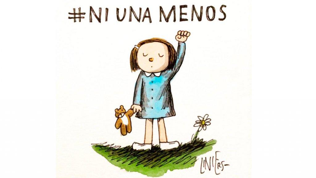 """El 3/6 tod@s a las Plazas. """"Ni Una Menos"""""""