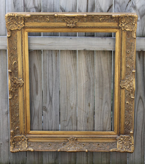 Lilyfield Life Vintage Frames And Ornate Wood Your