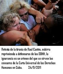 Cuba = Represion