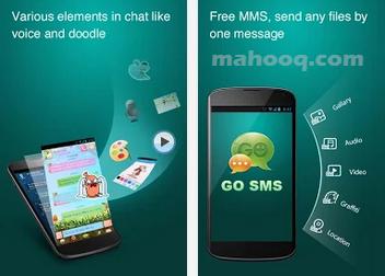 GO短信 APK / APP 下載 (GO短信加強版),GO SMS APK Download,Android APP