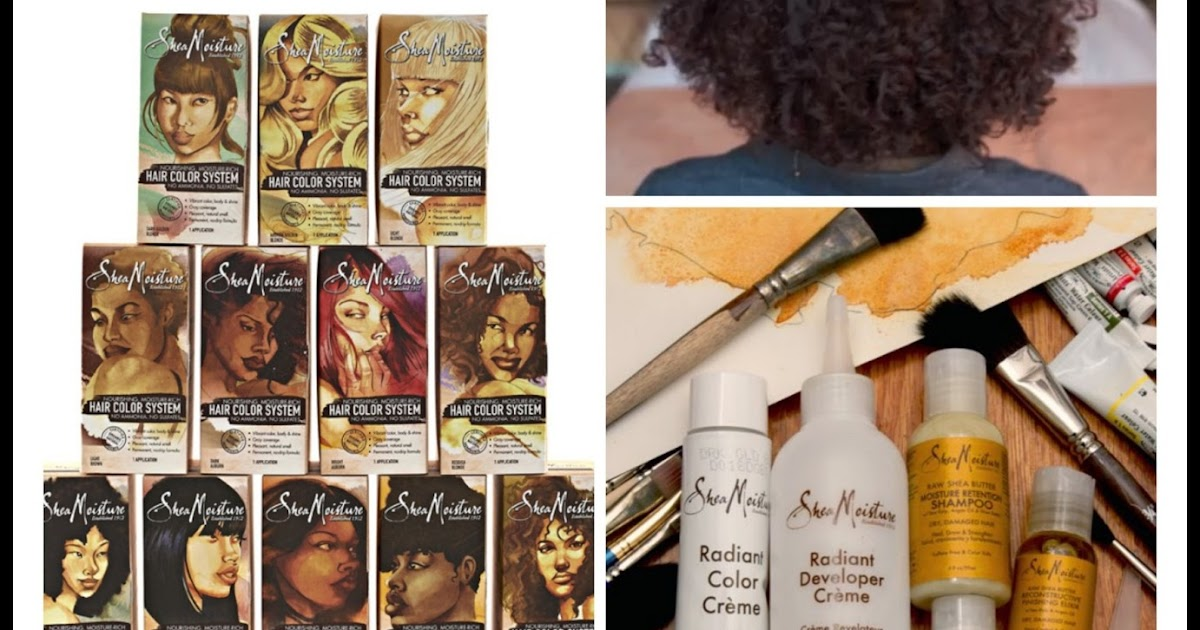 Lovebrownsugar Lbs Giveaway Sheamoistures The Art Of Color Hair