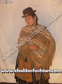 Cholitas con Mantas de Vicuña: