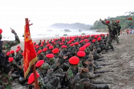 Sekilas Tahapan Pendidikan Komando Pasukan Khusus TNI