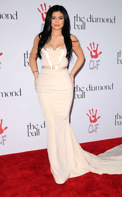 Kylie Jenner – 2nd Annual Diamond Ball in Santa Monica