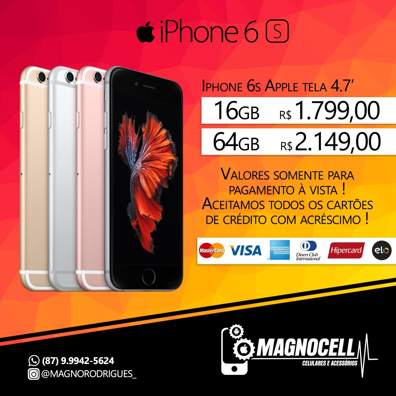 iPhones a venda em Carnaiba