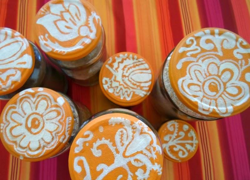 Yo x aqu diy frascos decorados - Diy frascos decorados ...