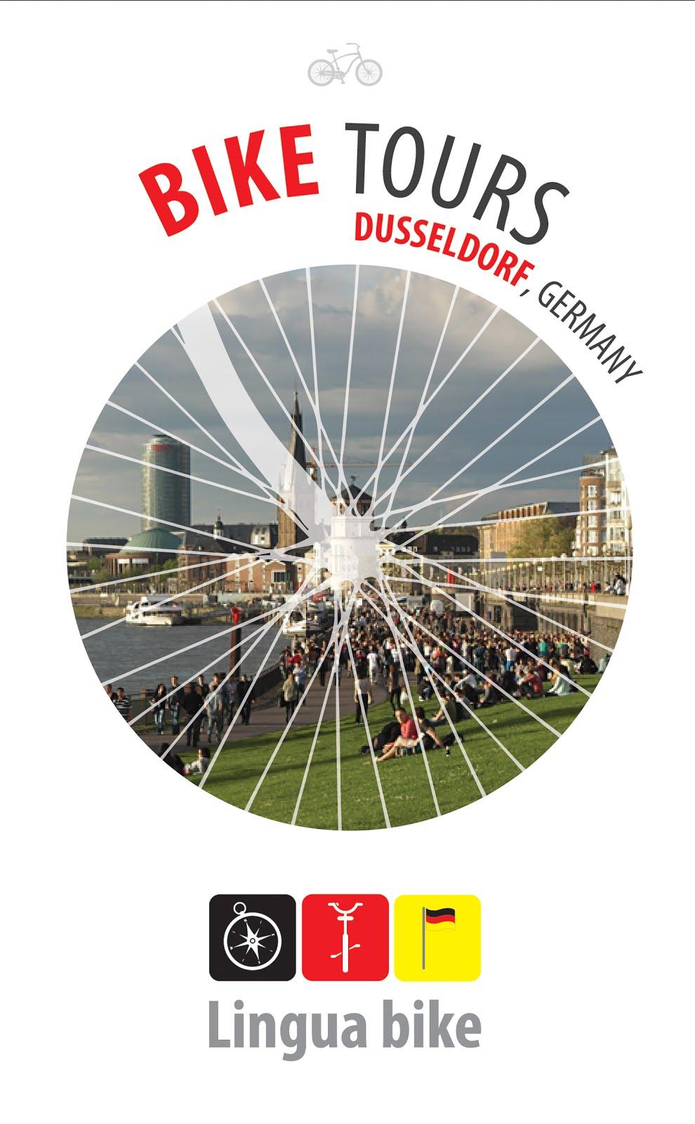 Велоэкскурсии по Дюссельдорфу