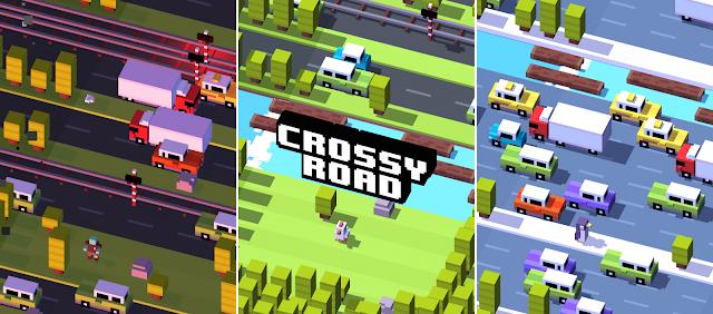 Crossy Road v1.2.1 Apk Mod [Monedas ilimitadas / Desbloqueado]