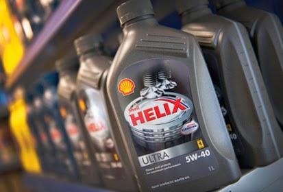 Rincian Harga Oli Mobil Shell Helix Terbaru 2015