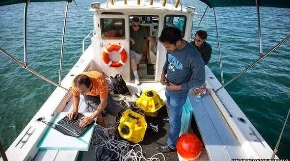 Se ha probado el Wi-fi bajo el agua