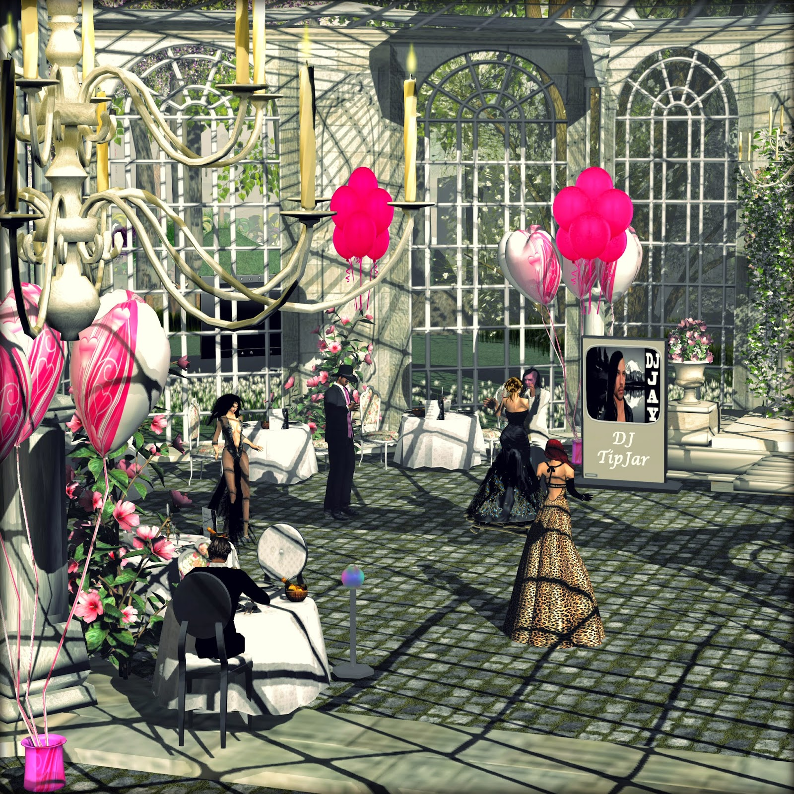 Bouvier's Romantic Ballroom