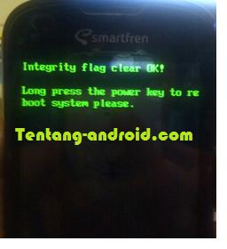 Cara Flashing/intall ulang Smartfren Andromax C AD686G Jellybean Matot Via Flashtool dengan PC