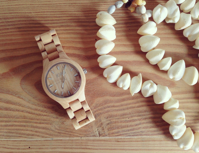 montre en bois Jord woodwatches
