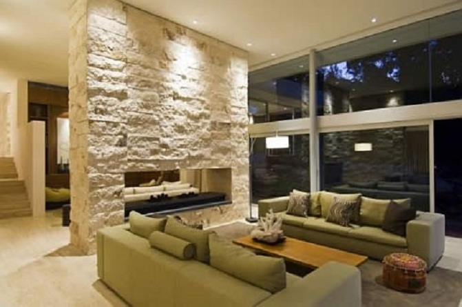 Nice Living Room - Home Design