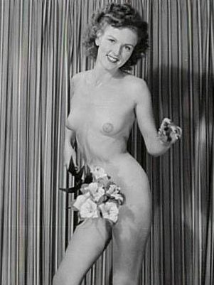 Betty white vintage nudes aside! something