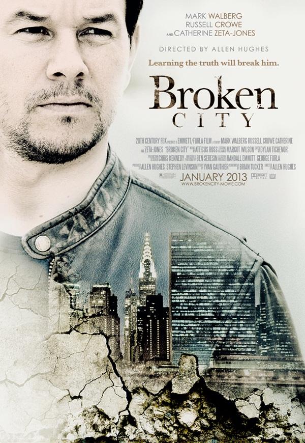 Broken City (2013) Poster