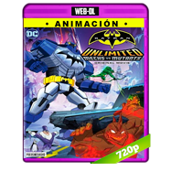 Batman Ilimitado: Mecas versus Mutantes (2016) WEB-DL 720p Audio Dual Latino-Ingles
