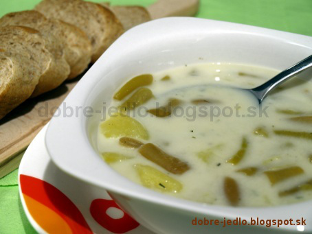 Fazuľková polievka - recepty