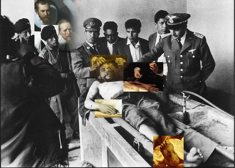 Hermosa Lección De Anatomía De Rembrandt Bosquejo - Anatomía de Las ...