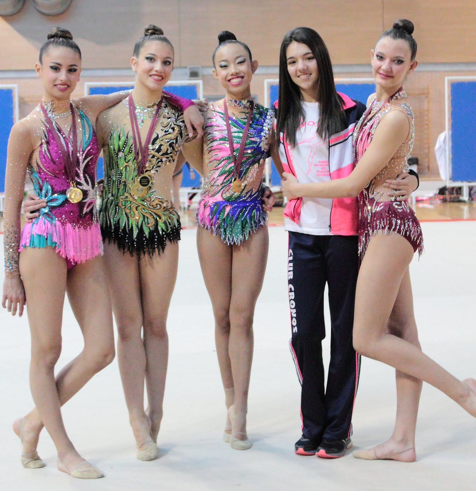 EquiposNivel absoluto Junior I y II