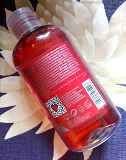 Product Review - The Body Shop Strawberry Shower Gel