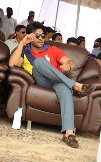 Ram Charan at Polo Game