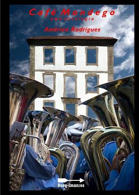 Café Mondego, livro, blog, café, programa rádio, Américo Rodrigues, antologia