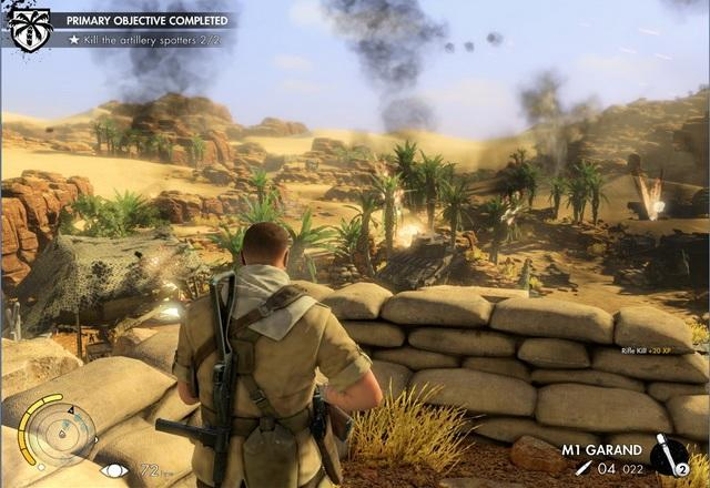 Sniper Elite 3 PC Games for windows