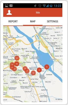 MapmyIndia Locate App - Technocratvilla.com