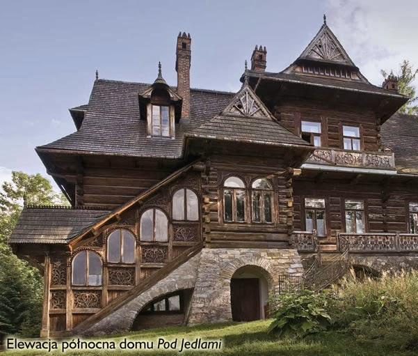 """""""Dom pod Jedlami"""" in Koziniec"""