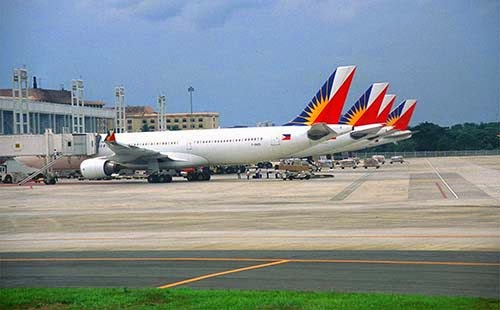 Philippine Airports Being Upgraded