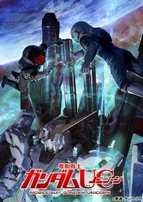 Episode Final Mobile Suit Gundam Unicorn: Episode 7 - Over the Rainbow akan rilis 2014