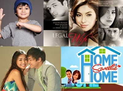 ABS-CBN Clinches 13 of 15 Top Programs Nationwide in January 2014