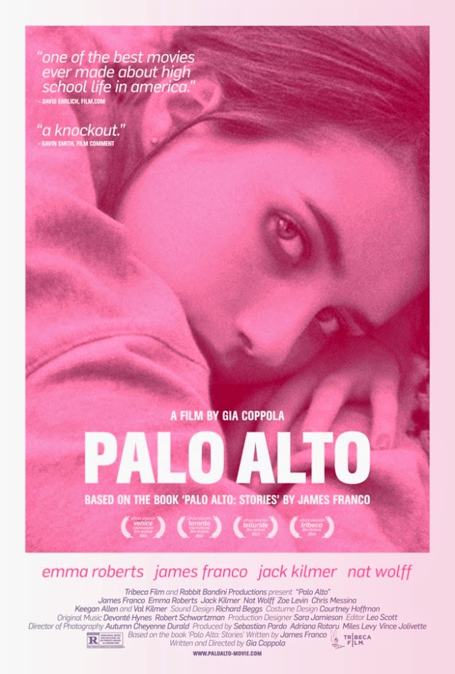 La película Palo Alto