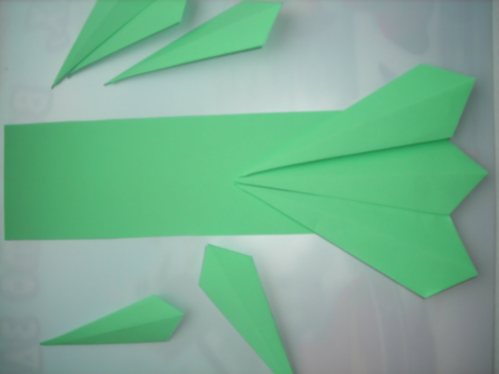 оригами елочка фото и схема