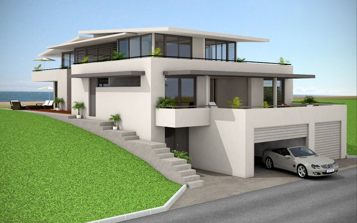 House plans and design modern european house plans photos for European house