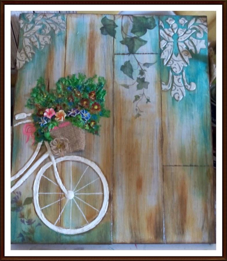 Como hacer cuadros con relieve for Cuadros con relieve modernos