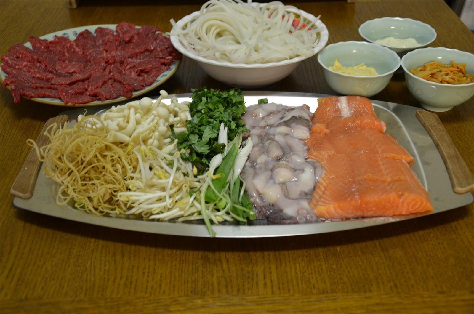 La cuisine asiatique - Fondue vietnamienne cuisine asiatique ...